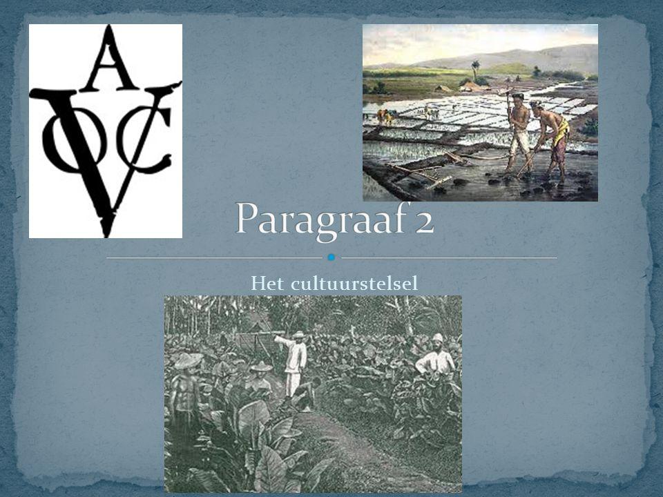 VOC werd steeds machtiger Was eigenaar van alle handelsposten in Indonesië Maakte veel winst.
