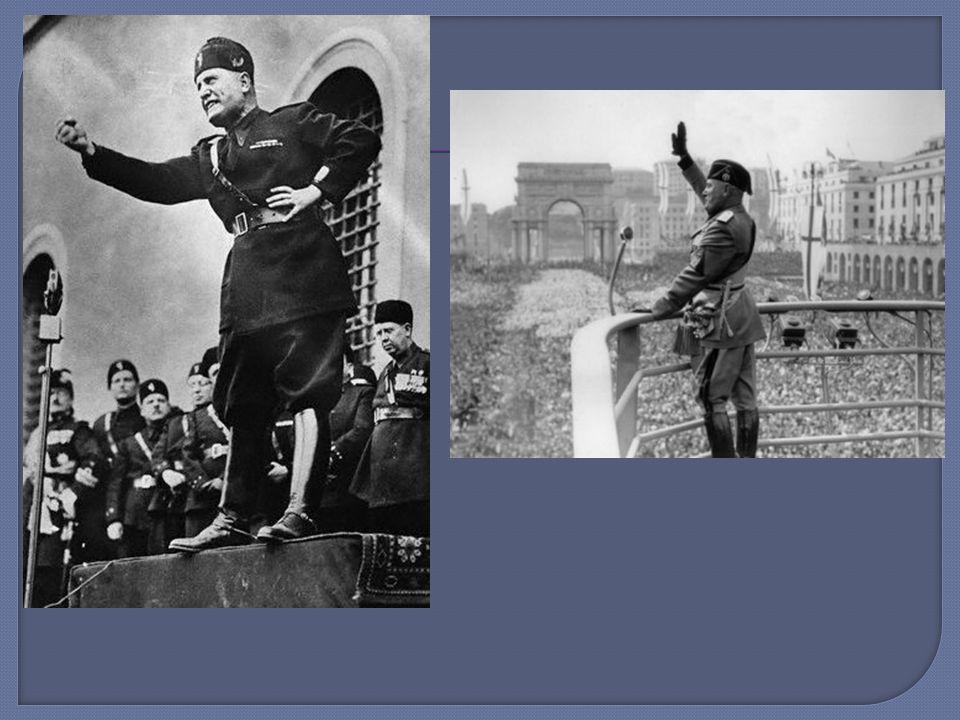  Na 1929: meer aanhangers door crisis. Hitler beloofde werk en voedsel.