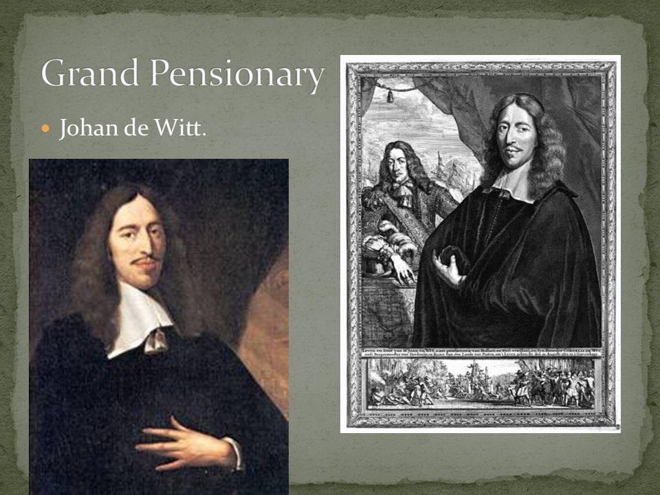 Johan de Witt.
