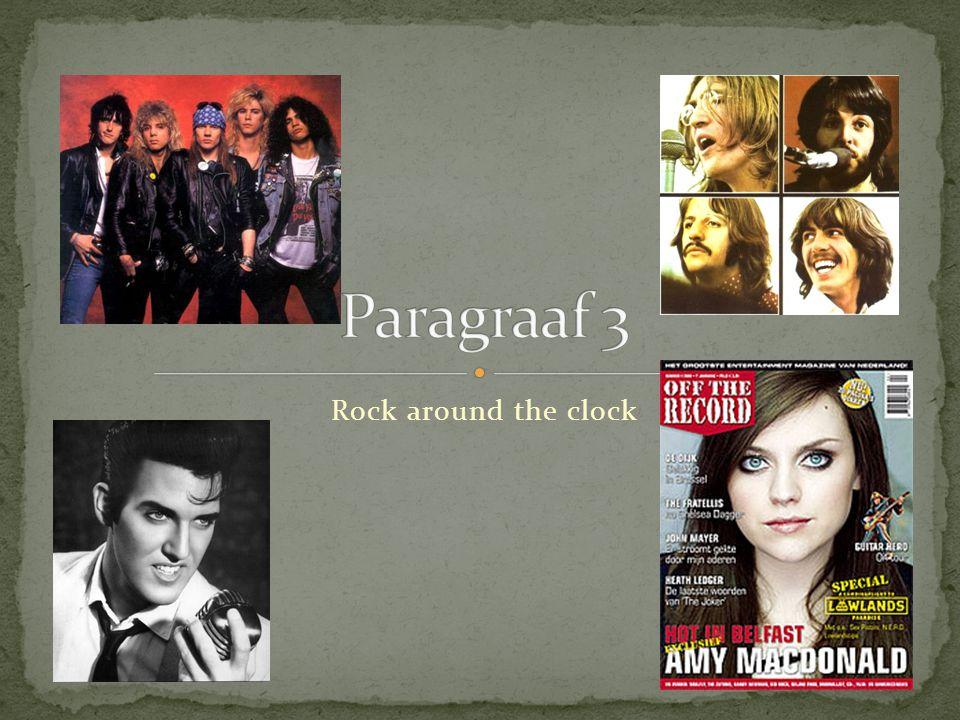 Popmuziek = massacultuur Muziek is een onderdeel van je leven geworden.