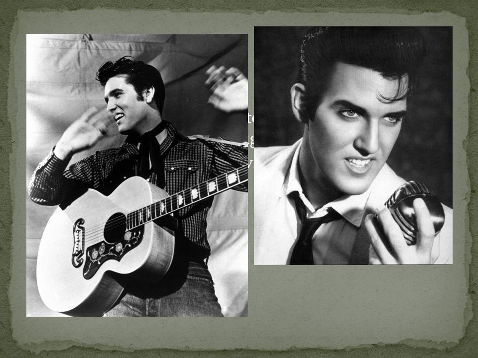 Rock-'n-roll Volwassen vonden dit slechte muziek: herrie en een slecht voorbeeld voor de jeugd Zangers: Chuck Berry en Elvis Presley.