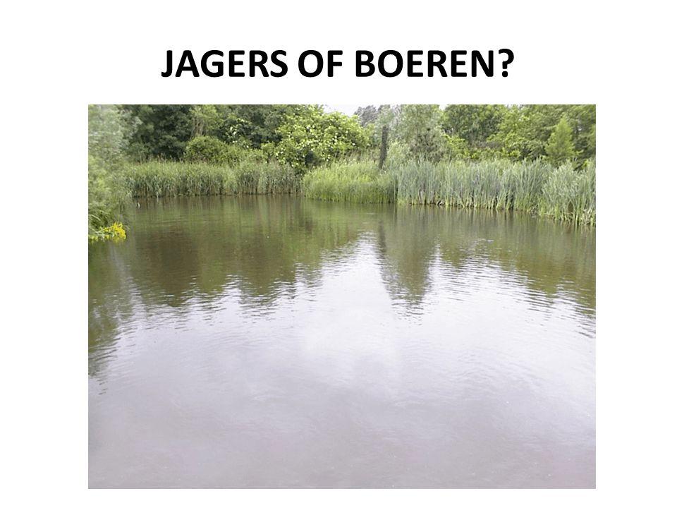 JAGERS OF BOEREN?