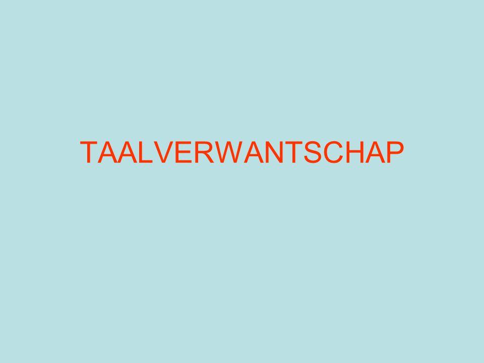 TAALVERWANTSCHAP