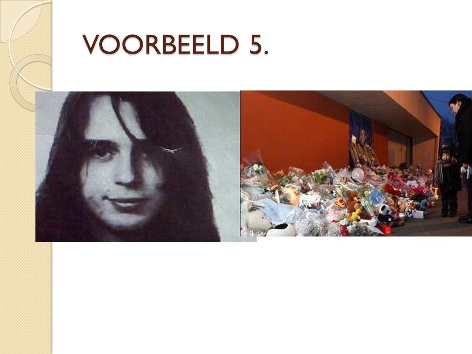 VOORBEELD 5. VOORBEELD 5.