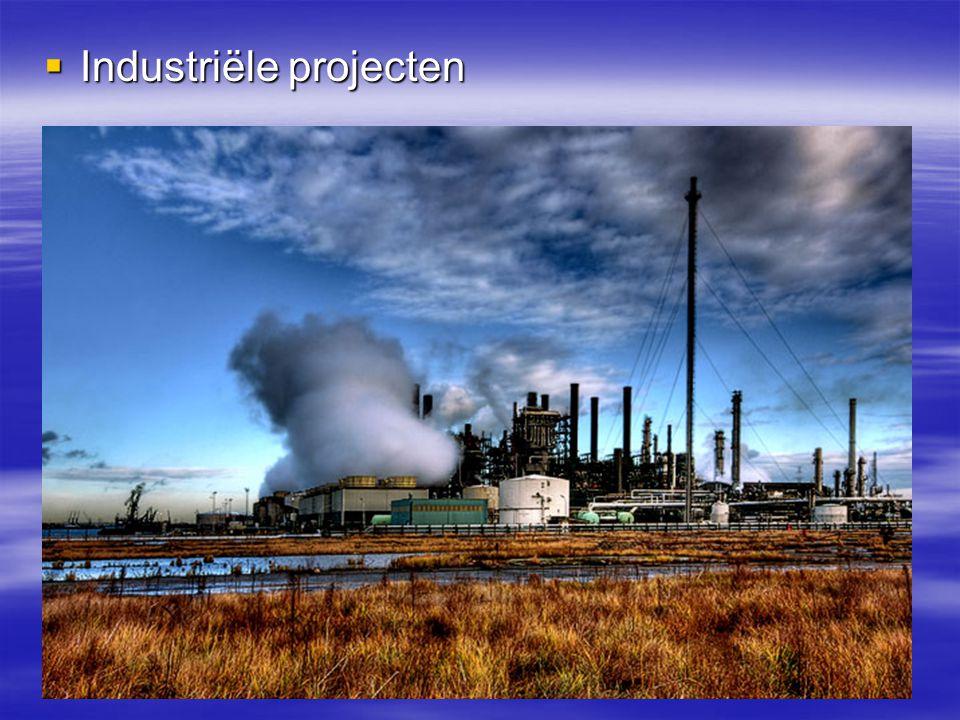  Industriële projecten