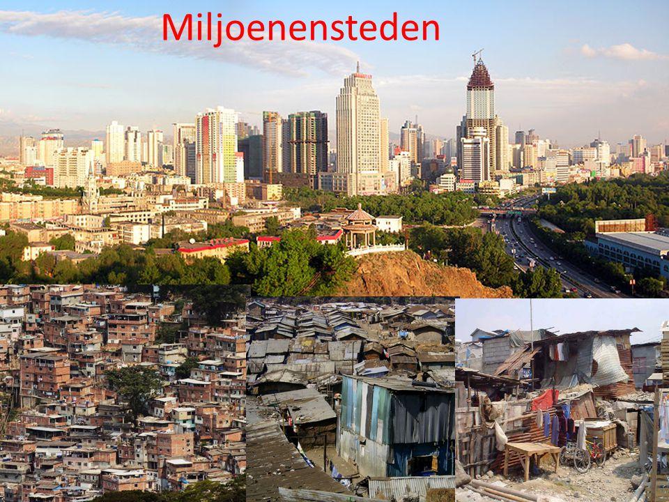 Miljoenensteden