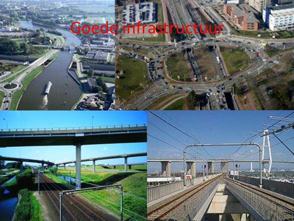 Goede infrastructuur