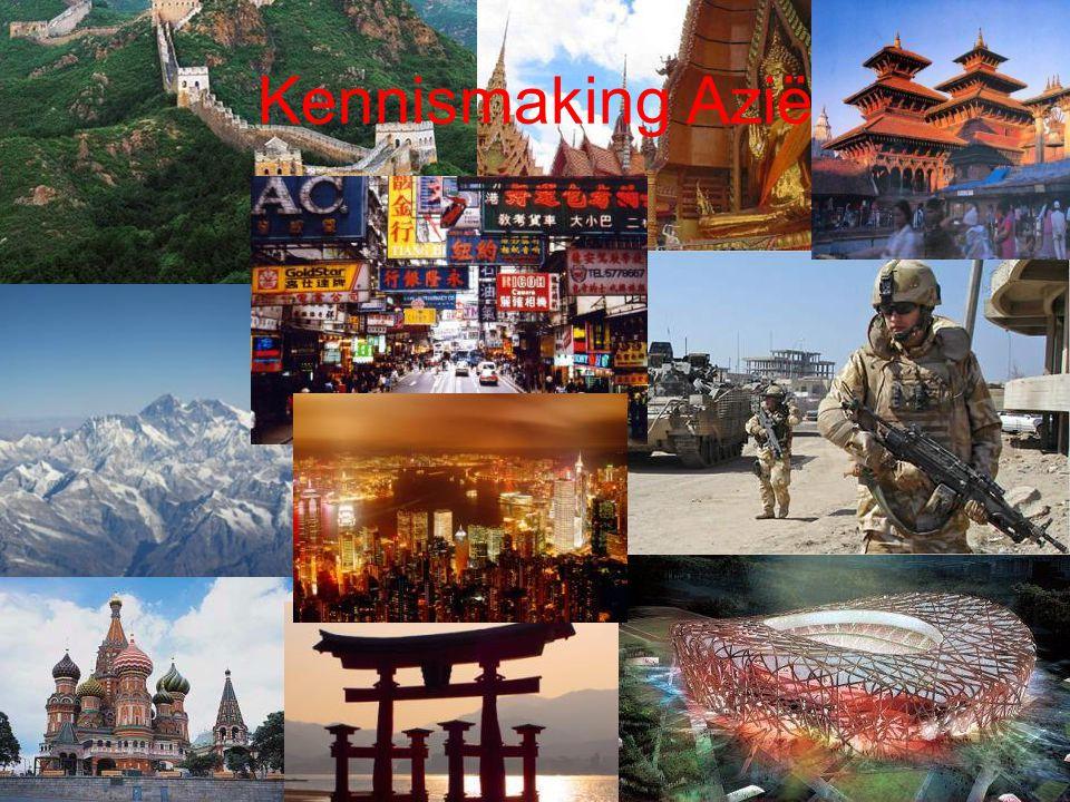Kennismaking Azië