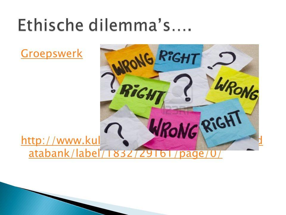Groepswerk http://www.kuleuven.be/thomas/page/videod atabank/label/1832/29161/page/0/