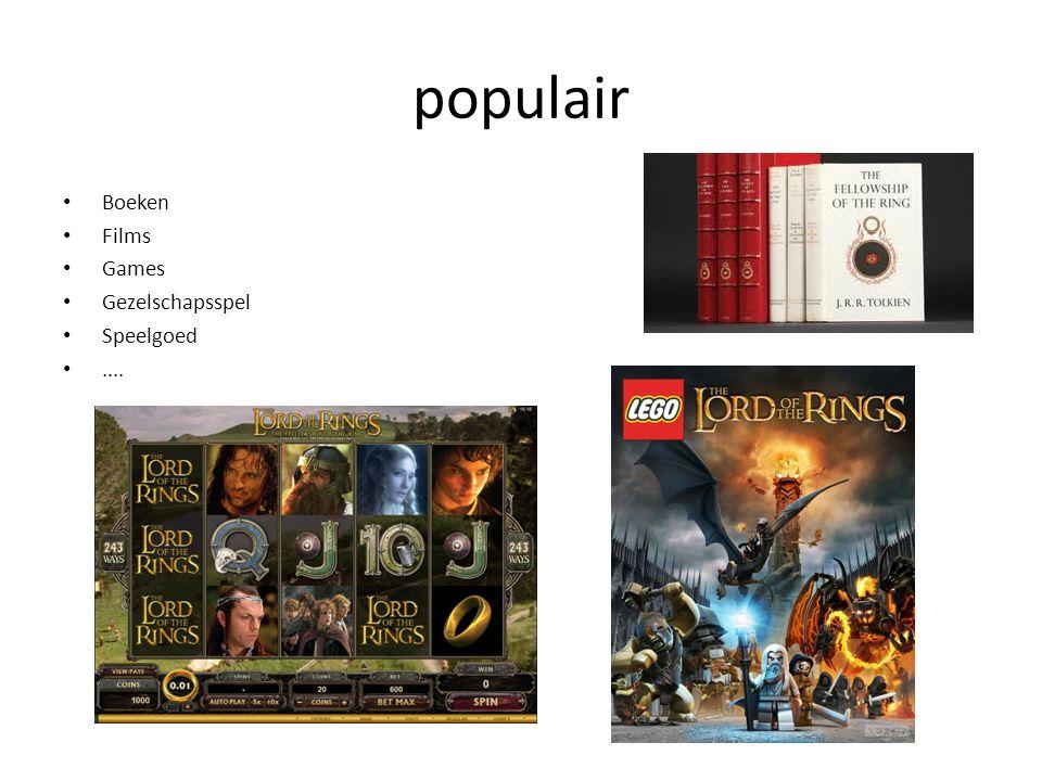 populair Boeken Films Games Gezelschapsspel Speelgoed....