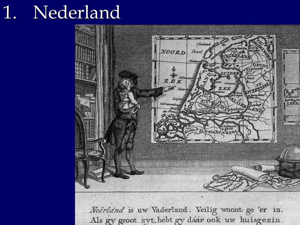 Nederland1813-1815 Fluwelen revolutie (1813) - Koning Willem I - Gijsbrecht Karel van Hogendorp van Hogendorp Constitutionele Monarchie