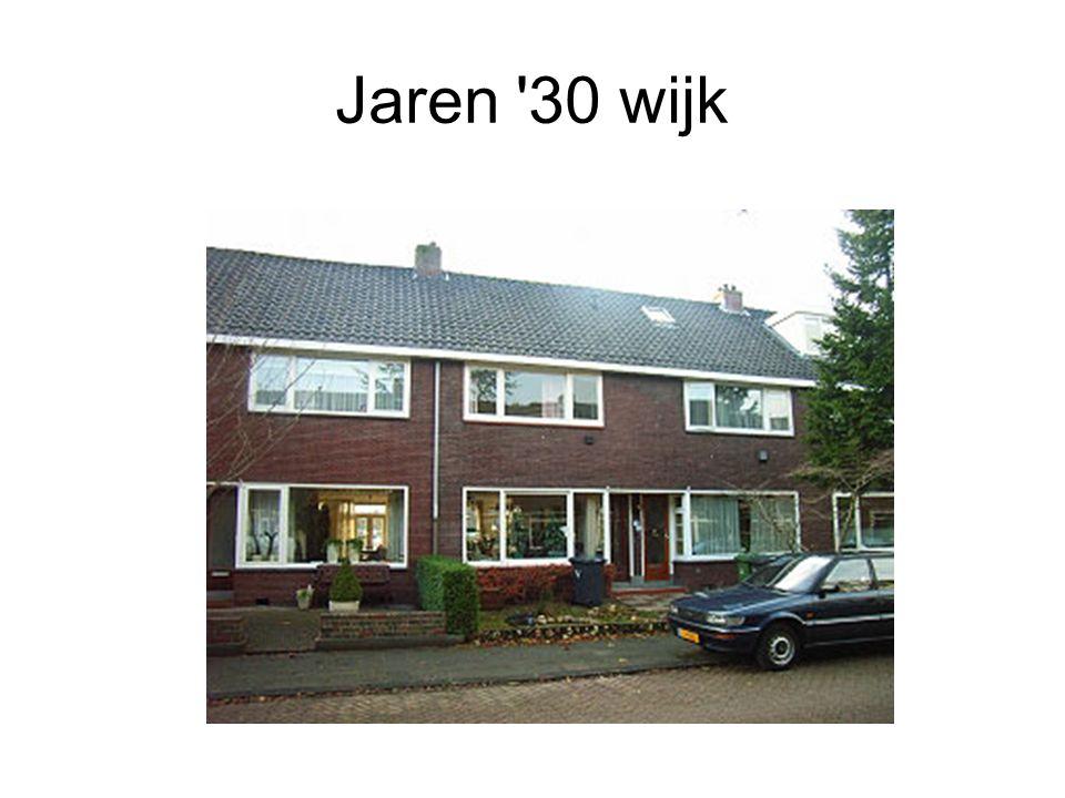 Jaren '30 wijk