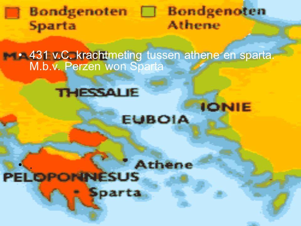 Import van graan, griekse boeren gaan over op wijn en olijven.