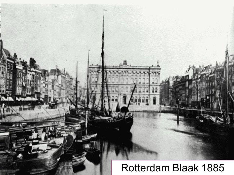 1950 Rotterdam Blaak 1885