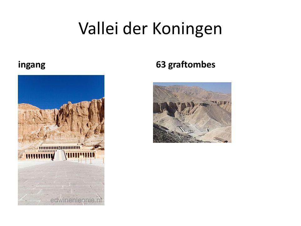 Vallei der Koningen ingang63 graftombes