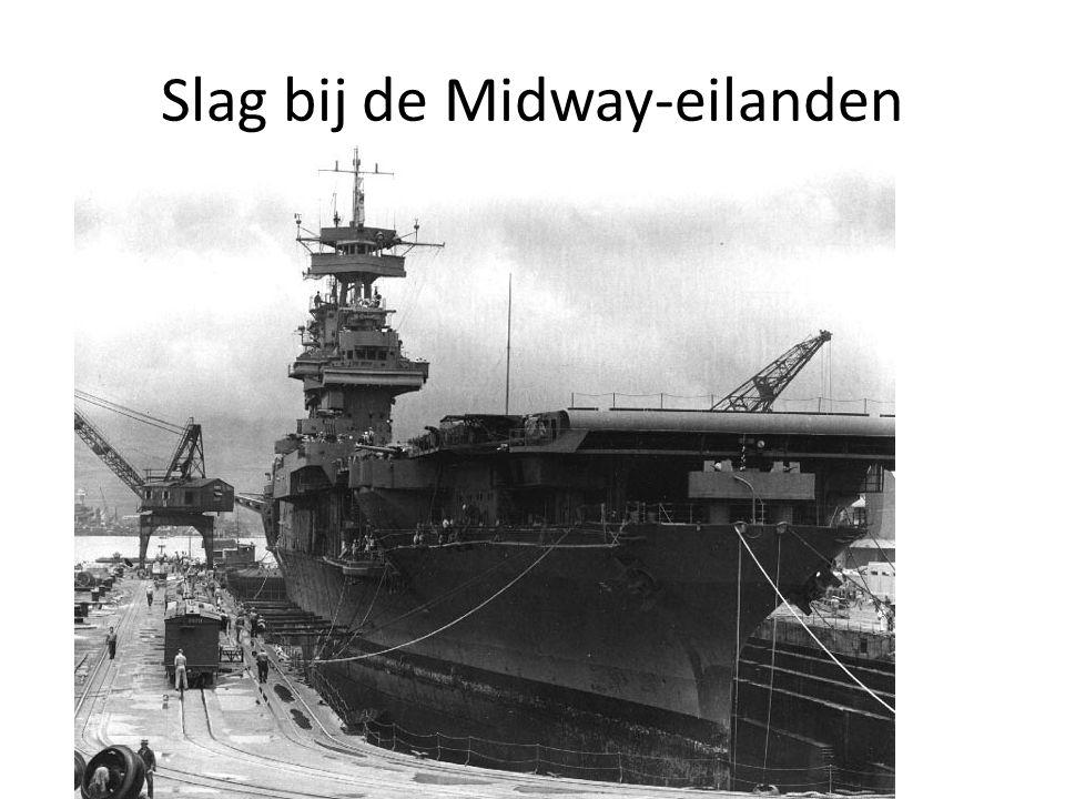 Slag bij de Midway-eilanden
