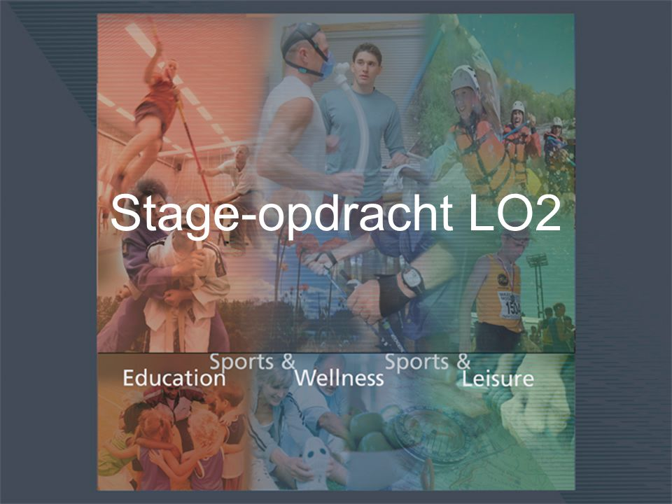 Stage-opdracht LO2