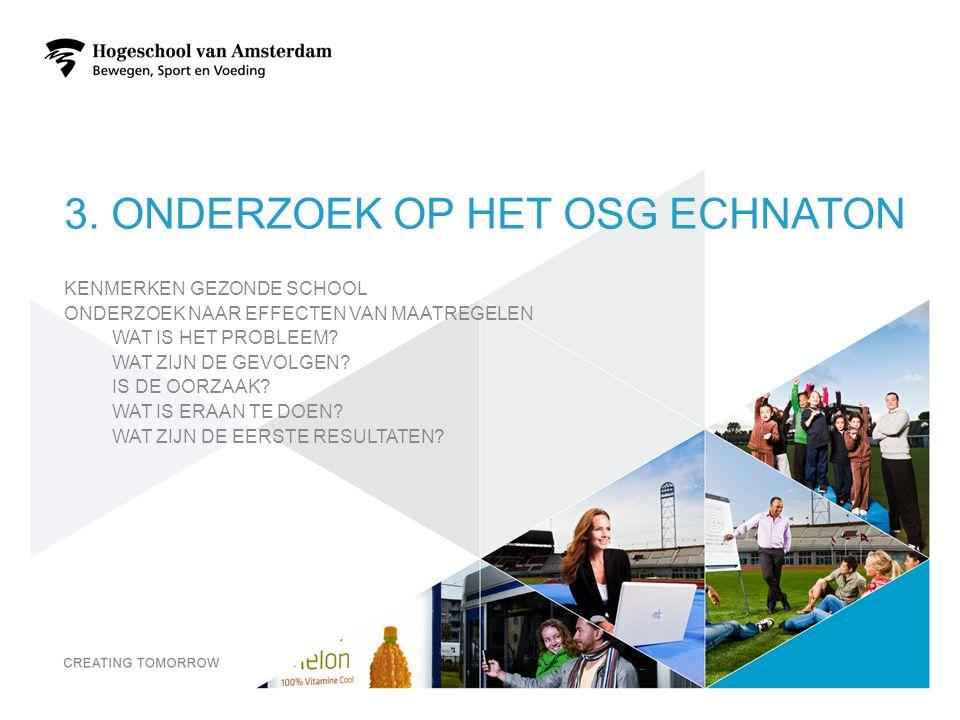 WWW.GEZONDESCHOOL.NL STRUCTURELE AANPAK INTEGRALE AANPAK SCHOOL STAAT CENTRAAL COLLECTIEVE PREVENTIE EN INDIVIDUELE LEERLINGENZORG SAMENWERKING MET PREVENTIEPARTNERS 7
