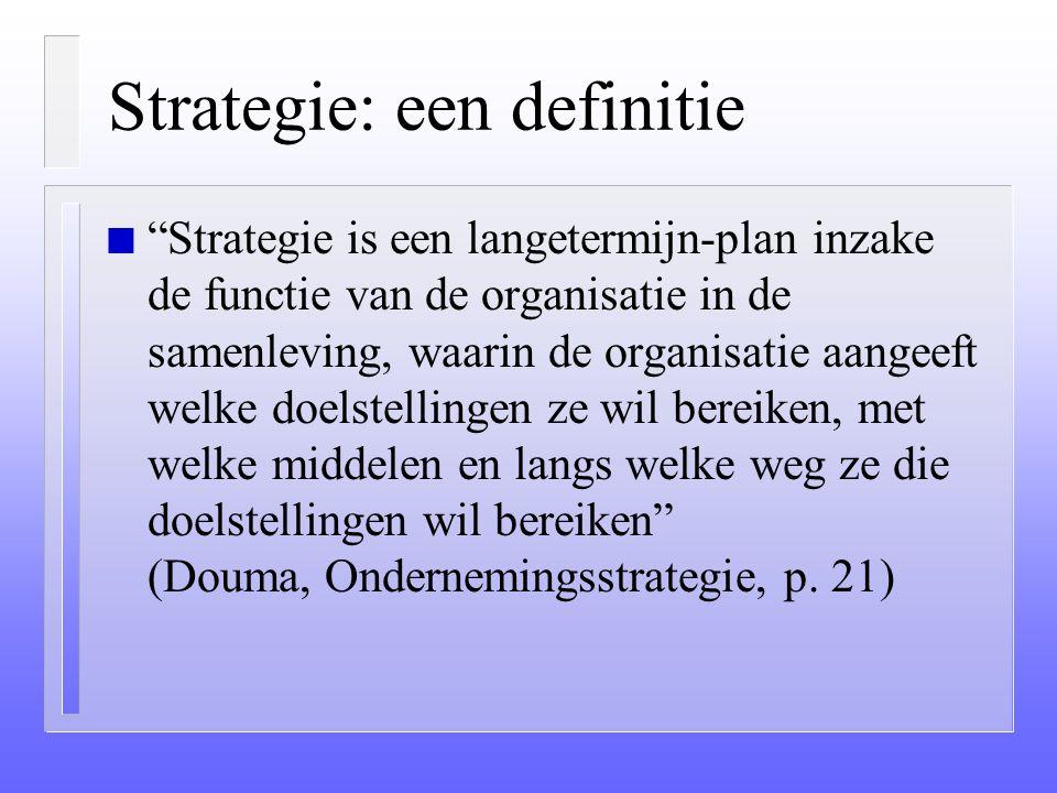 """Strategie: Citaten n """"Strategie kann man nicht essen"""" n """"Niet de strategie, maar de klant staat voorop"""""""