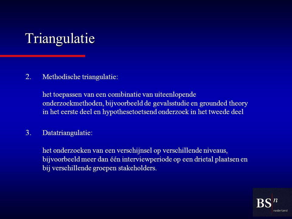 Triangulatie 2.