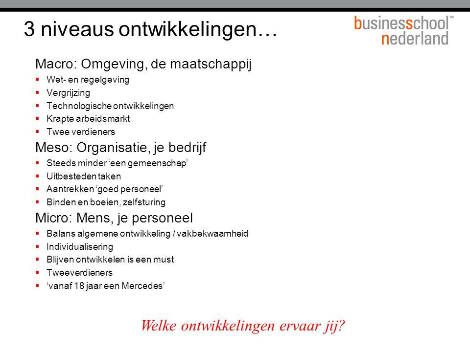 HR Trends 2010 (1 van 2)…  1.