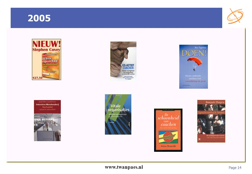Page 14 www.twanpaes.nl 2005