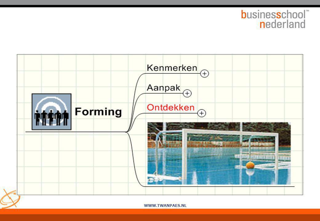 WWW.TWANPAES.NL Forming