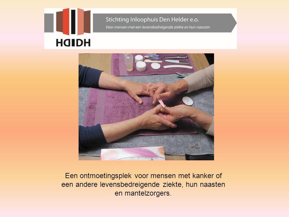 Eén jaar verder..Het Inloophuis Den Helder e.o.