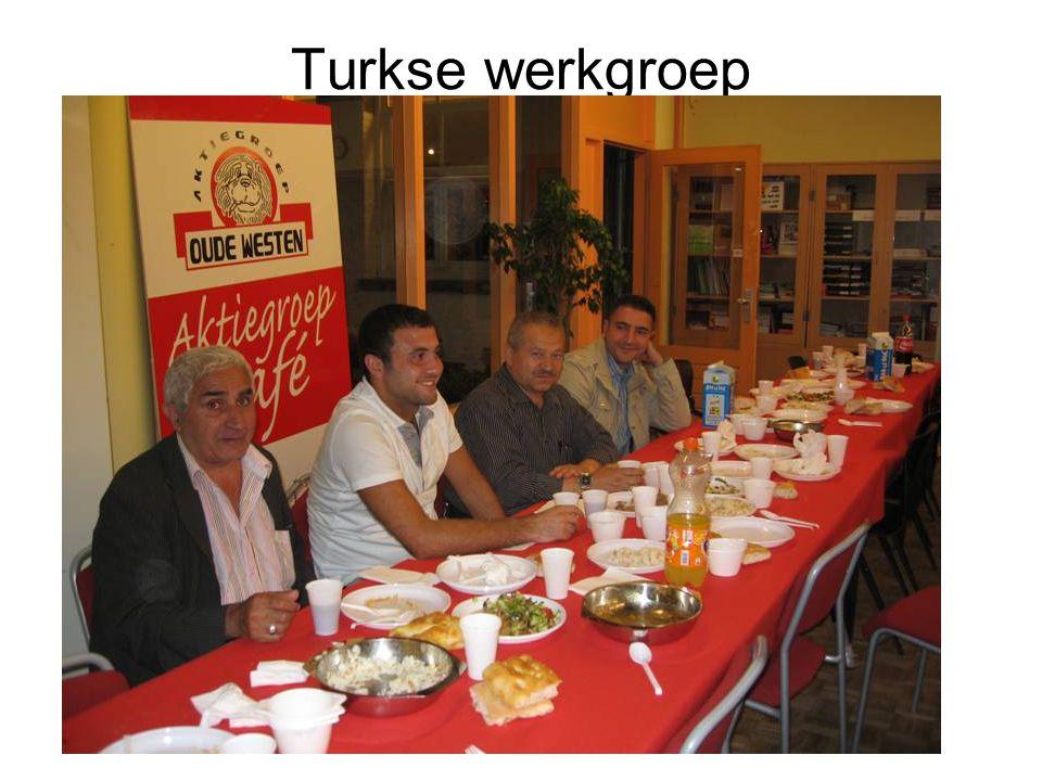 Turkse werkgroep