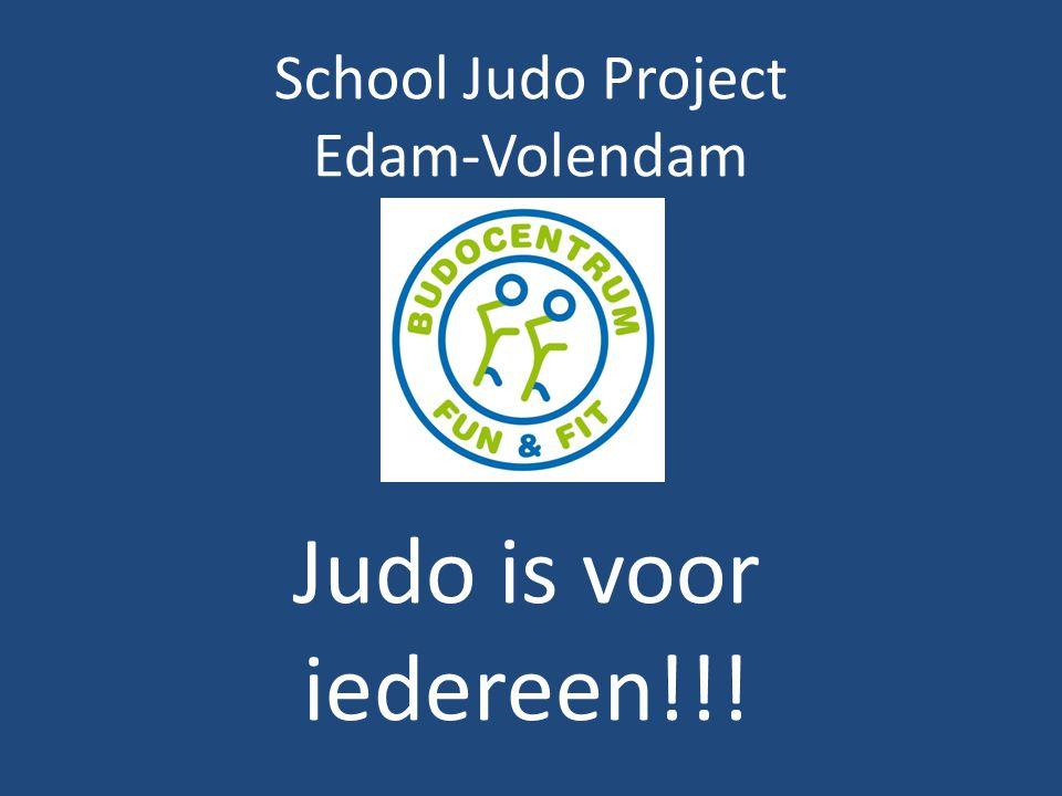 In samenwerking met: Budocentrum Fun & Fit Sportkoepel Edam-Volendam Sportacademie Amsterdam Stichting Fun & Fit