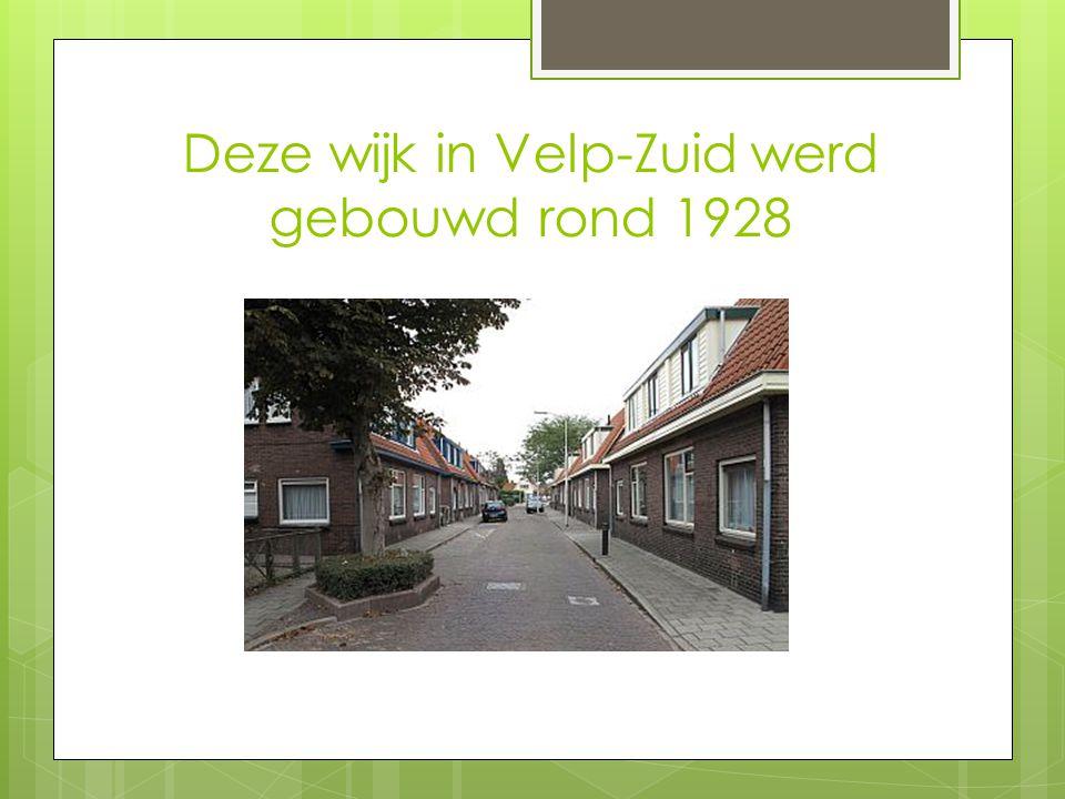 Samen sterk voor de buurt Inloophuis 't Trefpunt Velp-Zuid