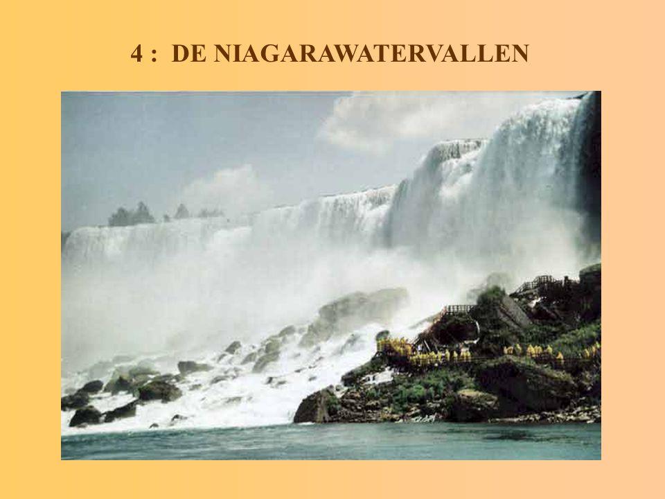 4 : DE NIAGARAWATERVALLEN