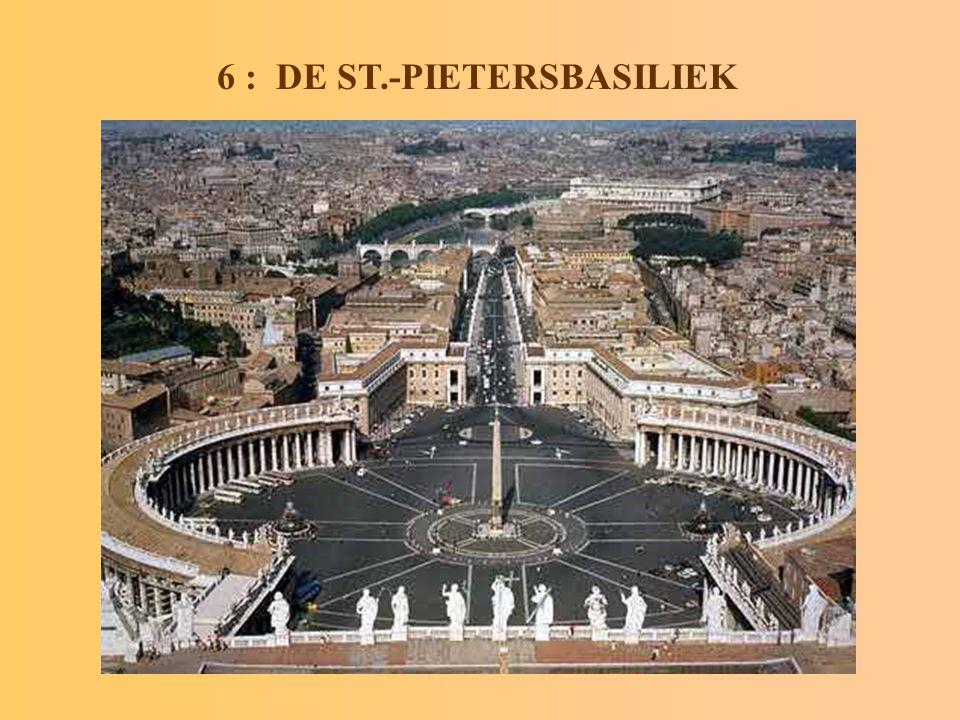 6 : DE ST.-PIETERSBASILIEK