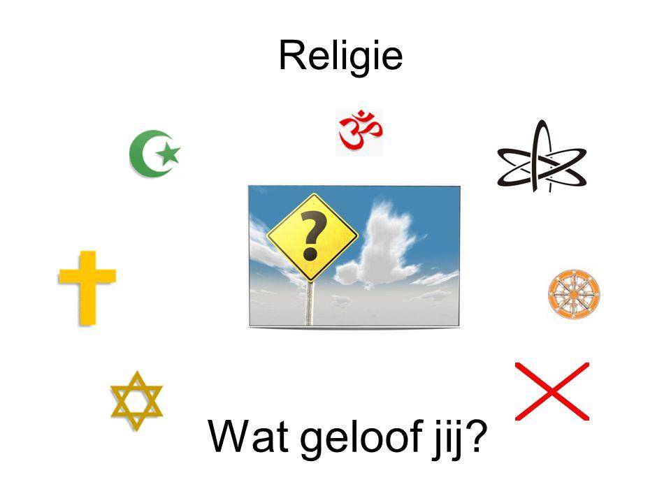Wat geloof jij? Religie