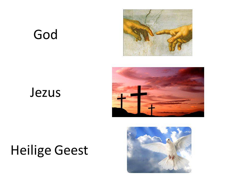 God Jezus Heilige Geest