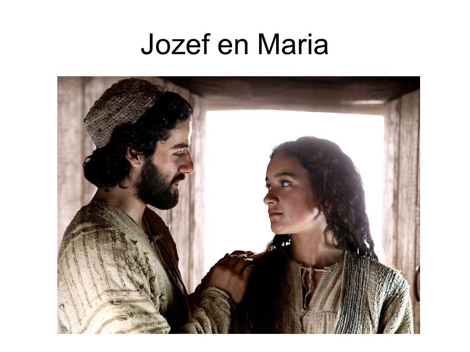 Jozef en Maria