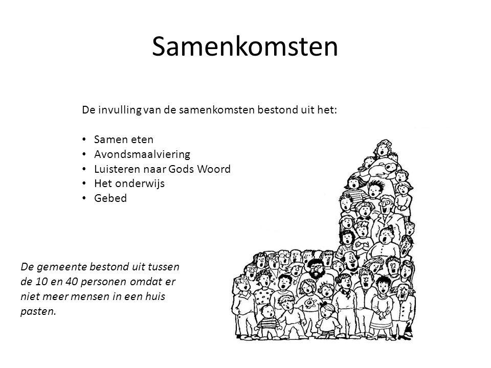 Christenen Mensen die in Jezus Christus geloven noemen zich 'christenen': volgelingen van Christus.