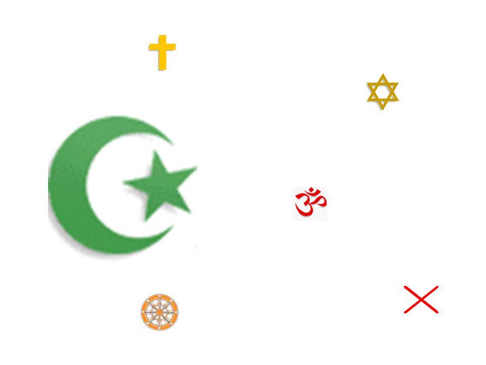 Ontstaansgeschiedenis van de 5 grote religies