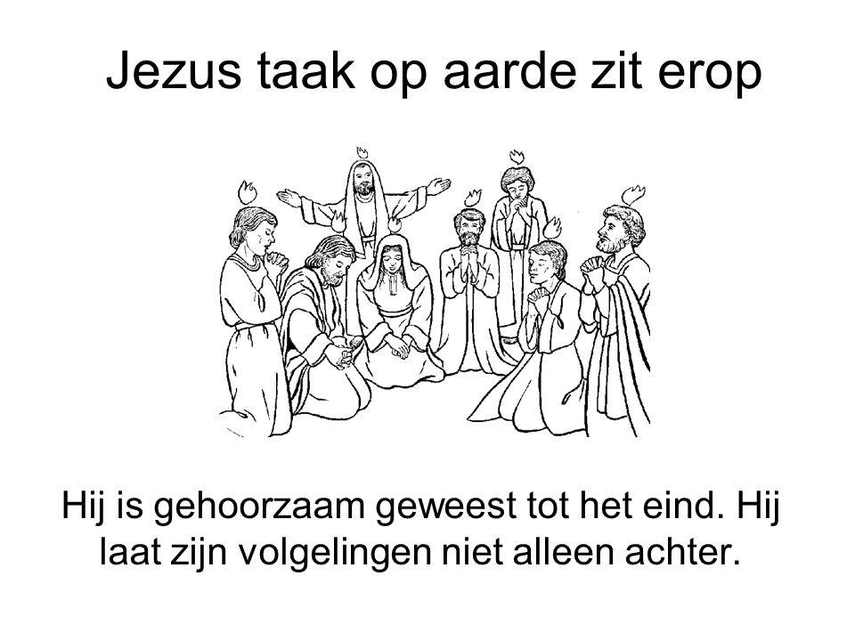Steeds meer lijken op Jezus