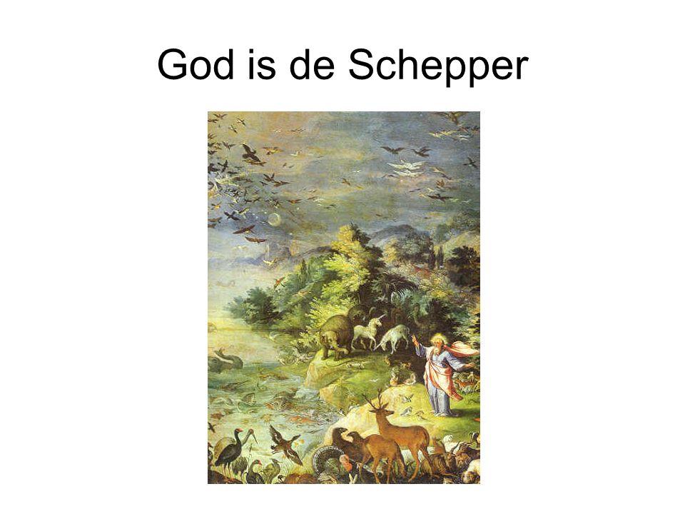 God is de Schepper