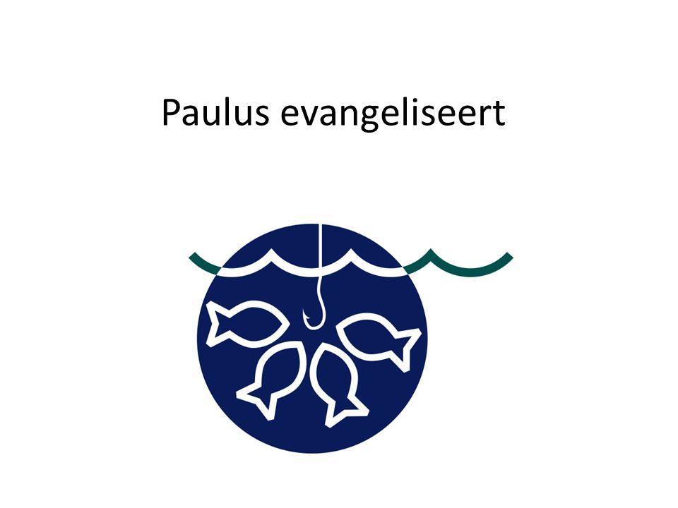 Wat zou Paulus de mensen verteld hebben? Hoe zouden de mensen hebben gereageerd?
