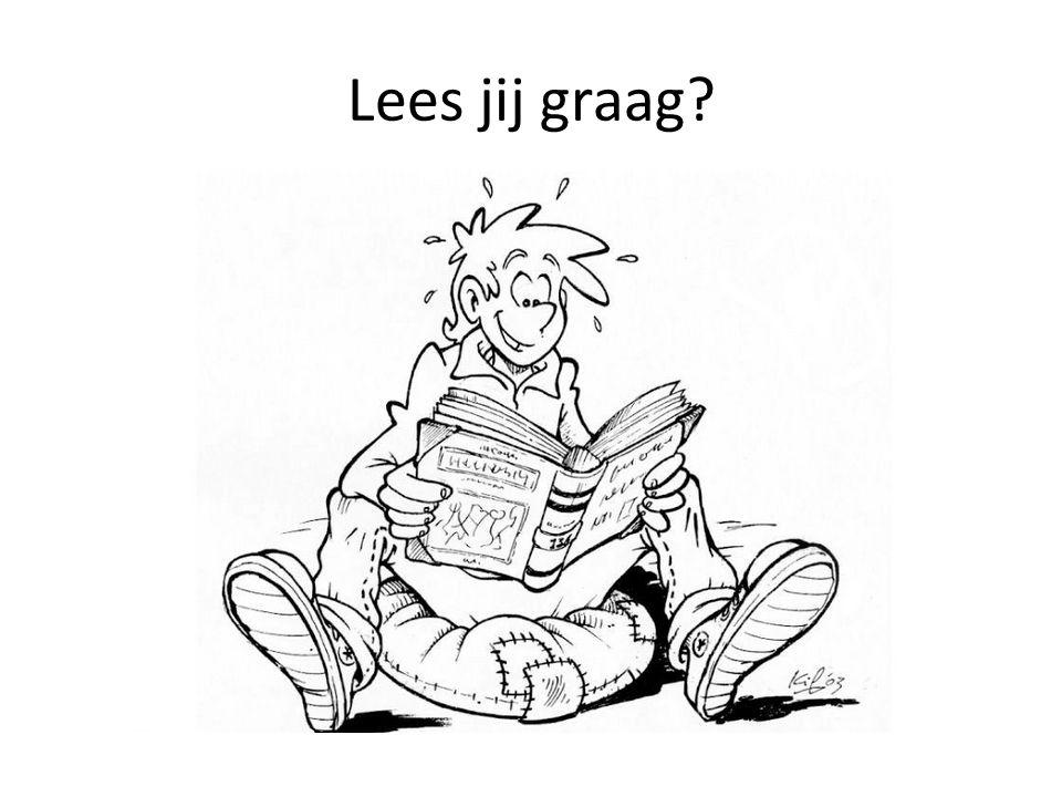Lees jij graag?