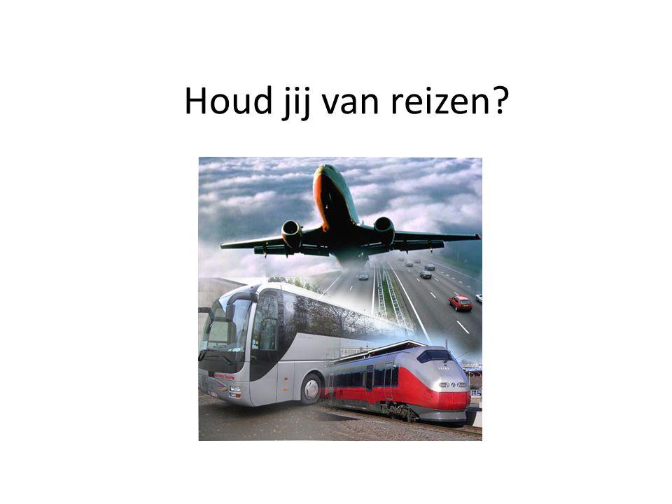 Houd jij van reizen?