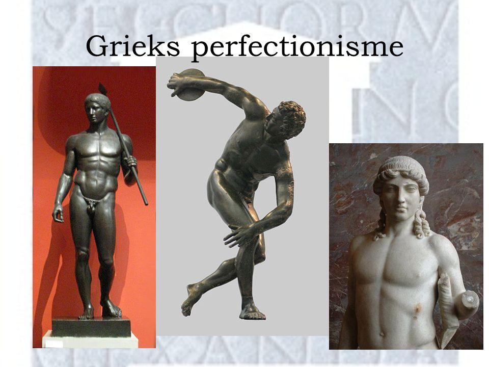 Grieks perfectionisme