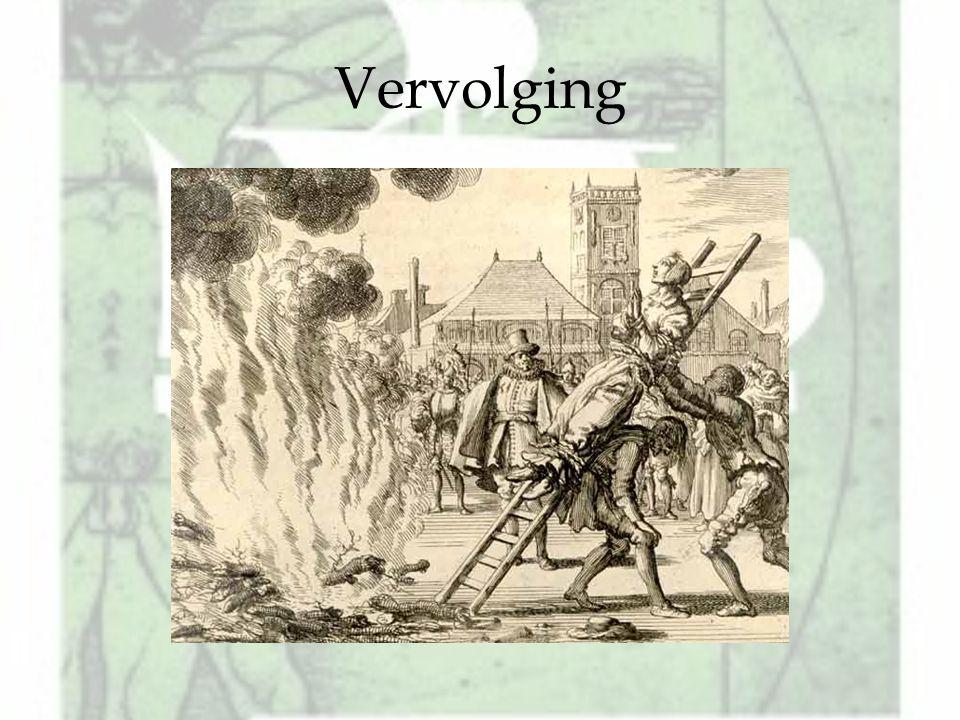 Vervolging