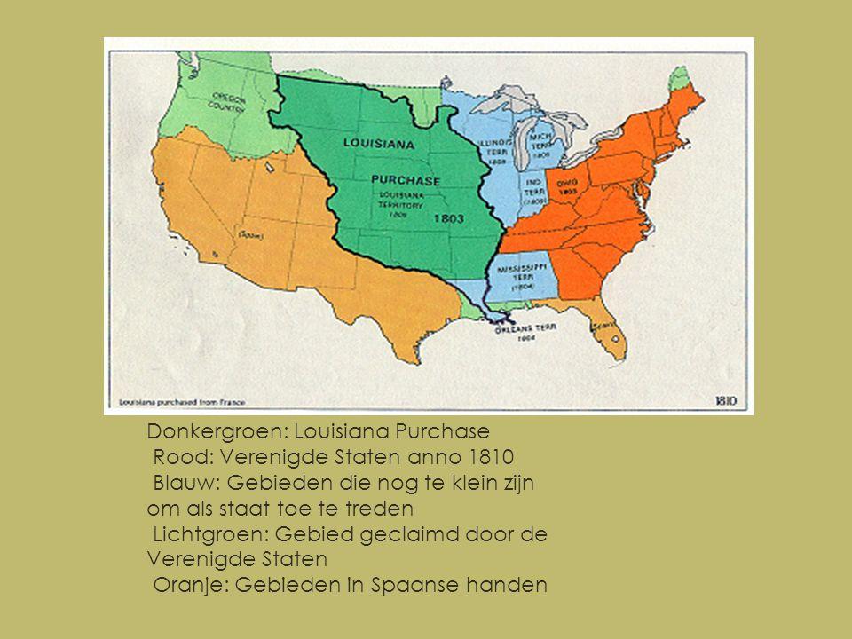 De indianen worden verslagen en ondergebracht in reservaten Na veel kleine botsingen met Indianen brak er een oorlog uit in het noord- westen van de VS (1789-1794).