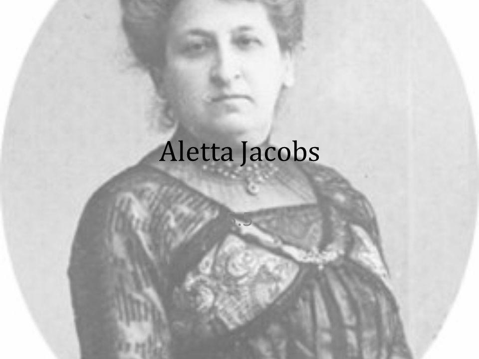 Aletta Jacobs 5.5