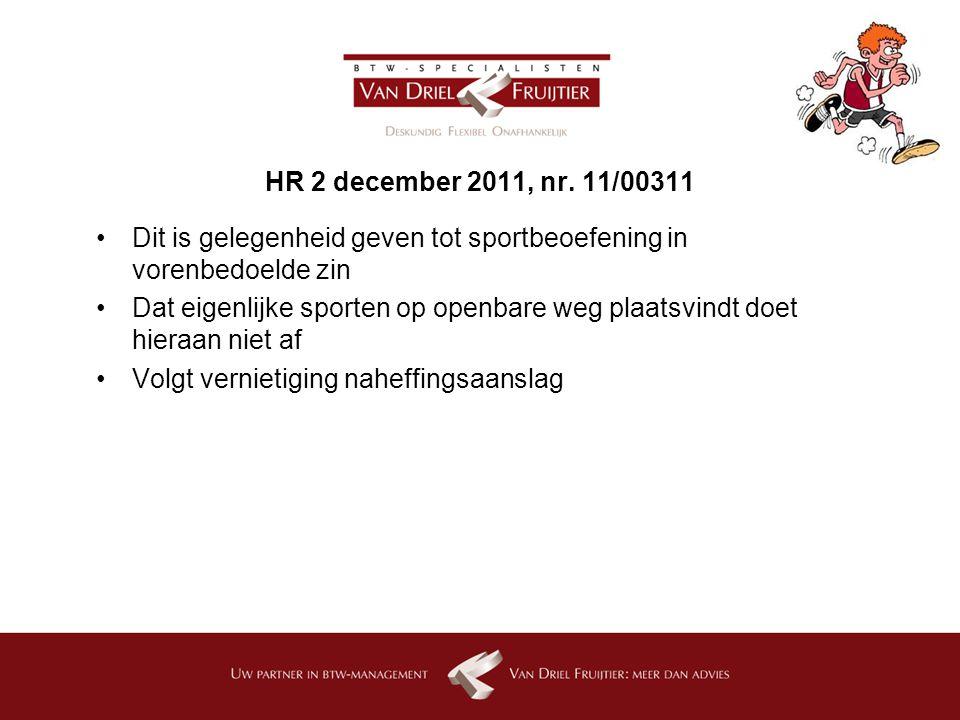 HR 2 december 2011, nr.