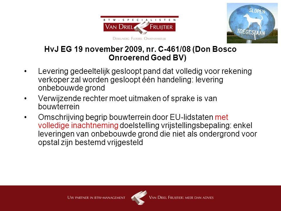 HvJ EG 19 november 2009, nr.