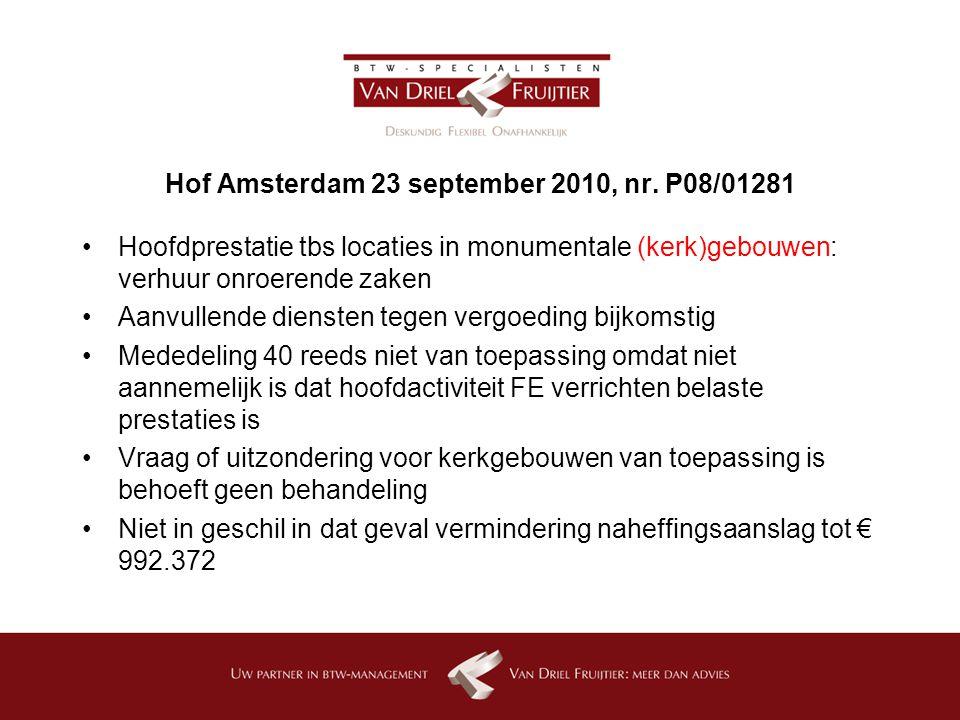 Hof Amsterdam 23 september 2010, nr.